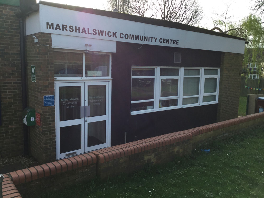 Marshalswick Community Centre