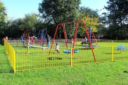 Harness Way Playground